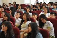 Visit Nguyen Thi Dieu Highschool